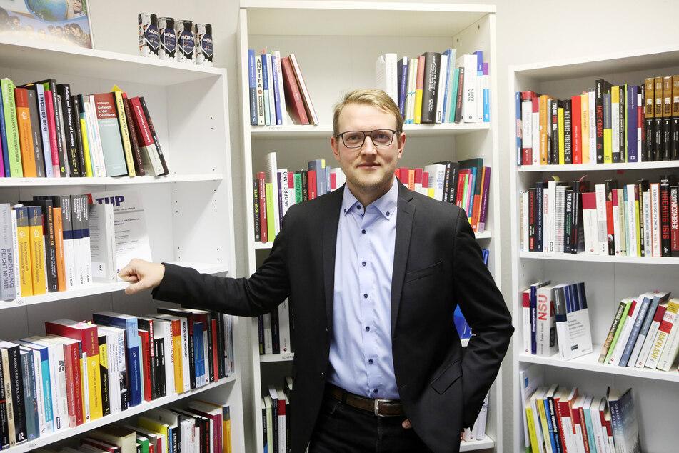 Fast ein Viertel der Stimmen der Landtagswahl in Sachsen-Anhalt gingen an die AfD. Nach Ansicht des Soziologen Matthias Quent (35) hängt das wenig mit Protest zusammen, aber viel mit Einstellungen in der Bevölkerung.