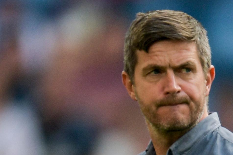 Ralf Becker (49) könnte neuer sportlicher Verantwortlicher in Dresden werden.