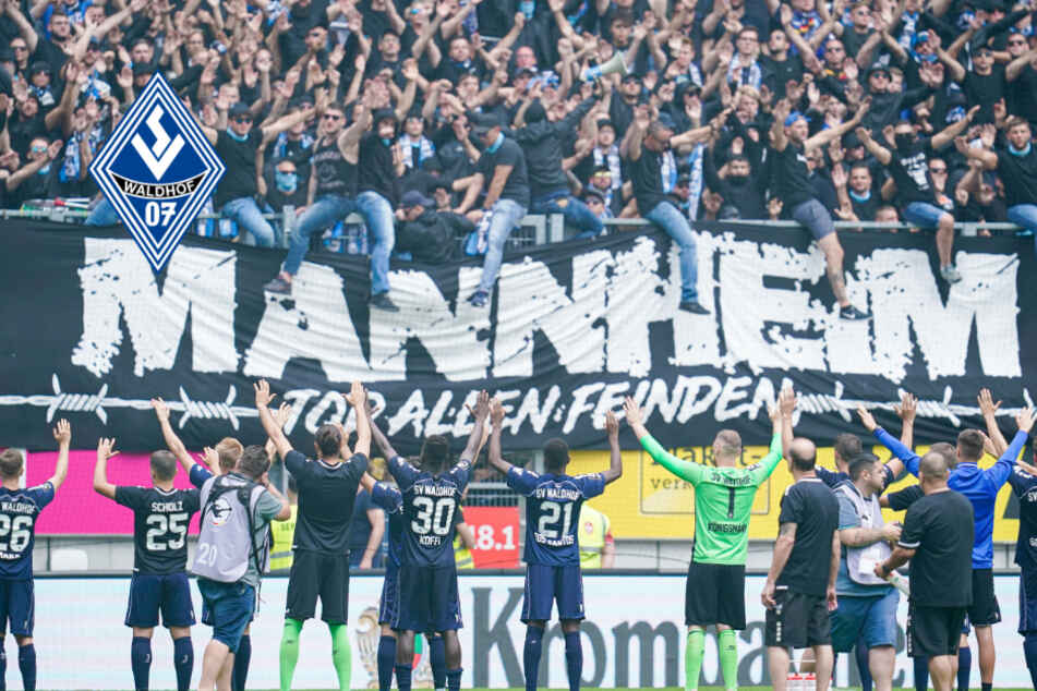 Coronavirus-Verdacht bei Fußball-Profi vom SV Waldhof Mannheim!