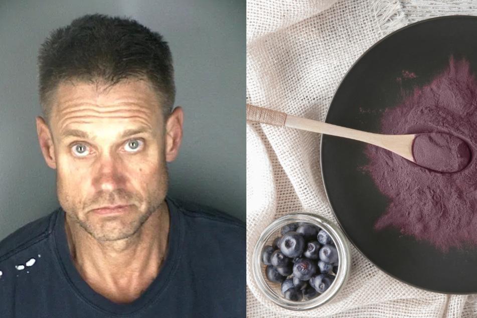 """Mann verhaftet, nachdem er """"gesundes"""" Crystal Meth herstellen wollte"""