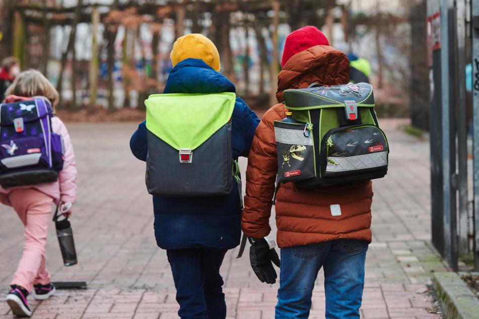 Ab Dienstag sind die Berliner Schulen wieder für die gesamten 1. bis 6. Klassen geöffnet. (Symbolfoto)