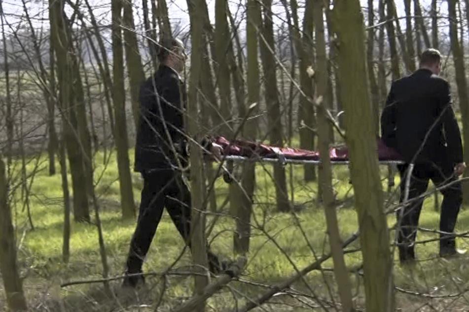 Berlin: Jäger entdeckt Leiche in Wäldchen