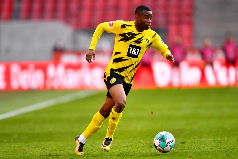 Youssoufa Moukoko (16) spielte mit dem Gedanken, frühzeitig mit dem Fußball aufzuhören.