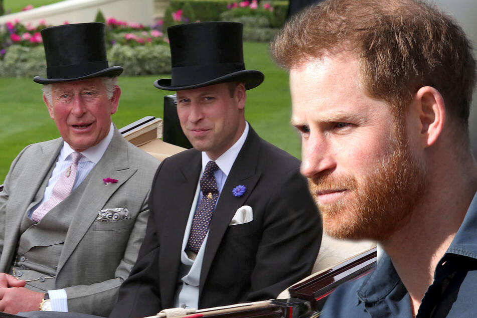 Prince Harry reportedly has first conversations with father and brother since Oprah interview