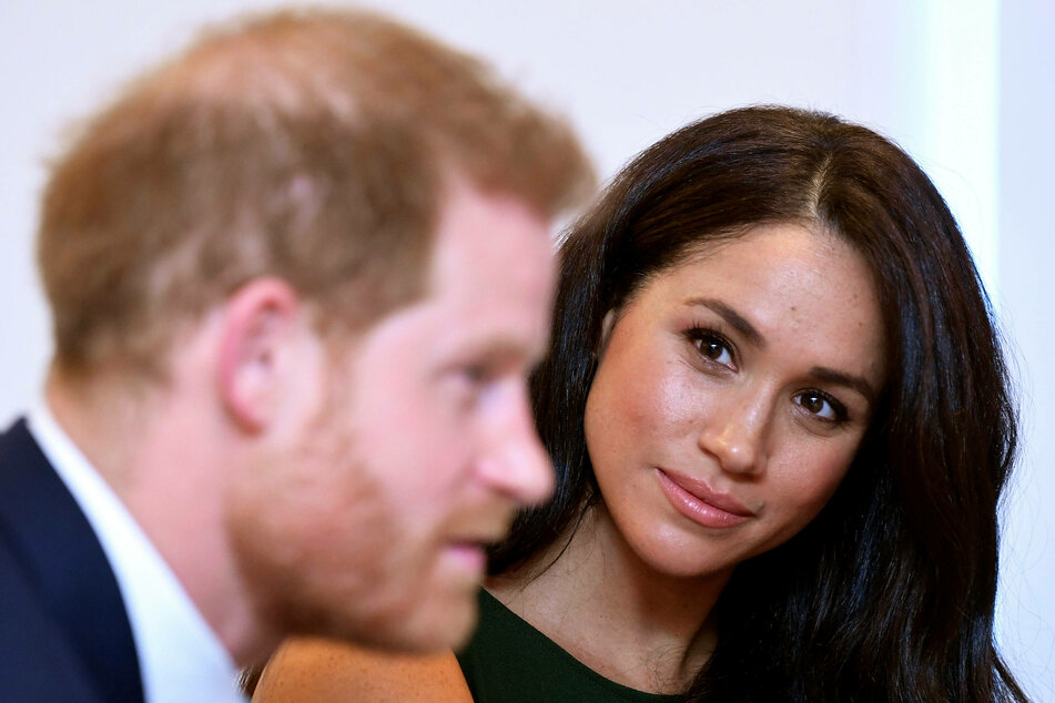 First teasers of Harry and Meghan's Oprah interview released