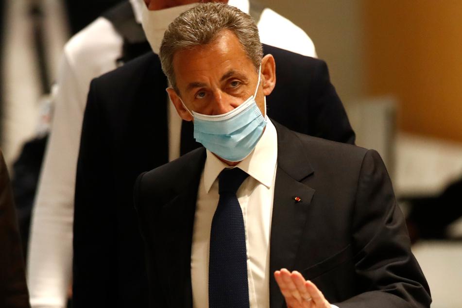 Frankreichs Ex-Präsident verurteilt: Haftstrafe für Sarkozy