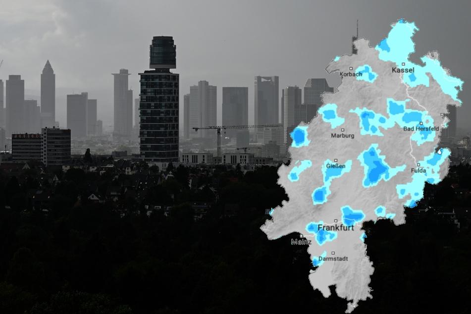 Keine Besserung in Sicht: Der vorgezogene Herbst hat Hessen fest im Griff