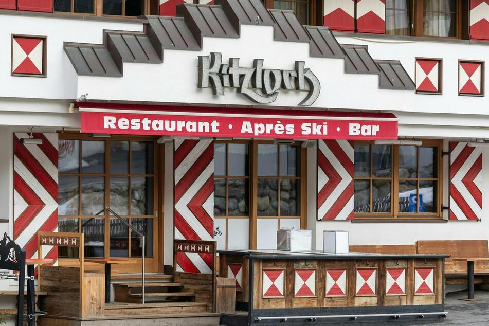 """Das """"Kitzloch"""", eines der angesagtesten Après-Ski-Lokale des Ortes. Ein Barkeeper des Lokals wurde Corona-positiv getestet - es war der erste bestätigte Fall in Ischgl."""