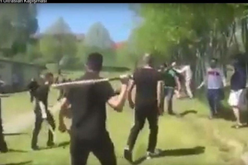 Video von Randalen beim Rollstuhlbasketball-Turnier aufgetaucht