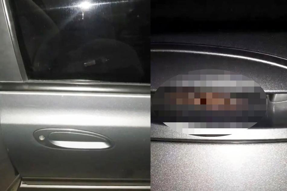 Albtraum! Mann macht Grusel-Entdeckung an seinem Auto