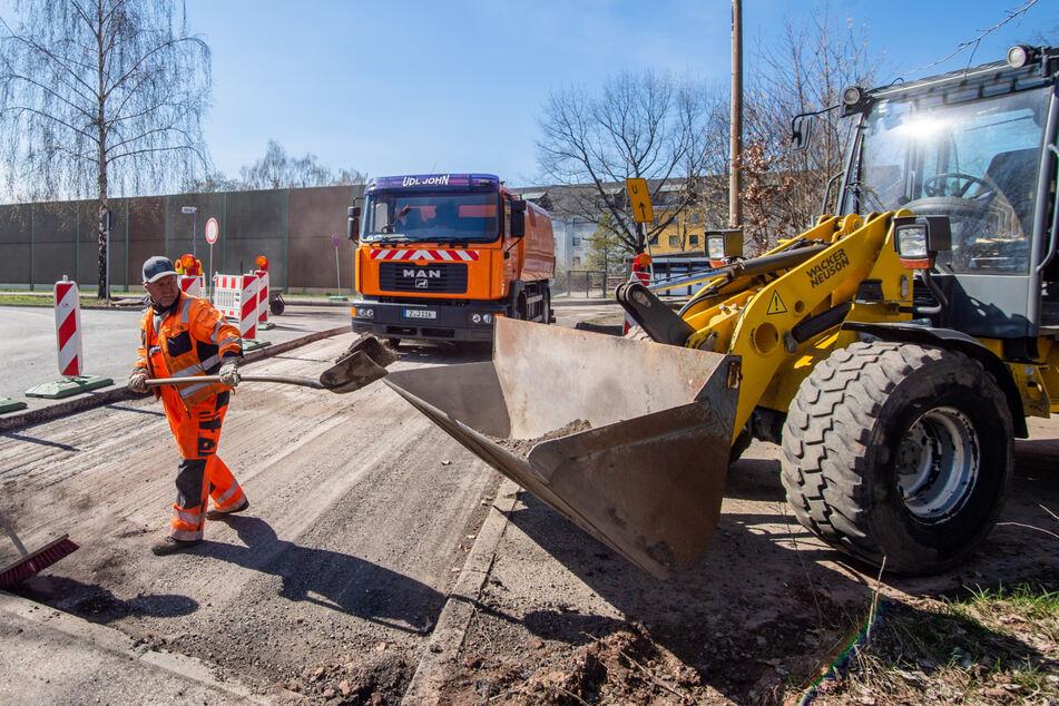 Baustellen Chemnitz: Chemnitz: Neue Vollsperrung ab Freitag!