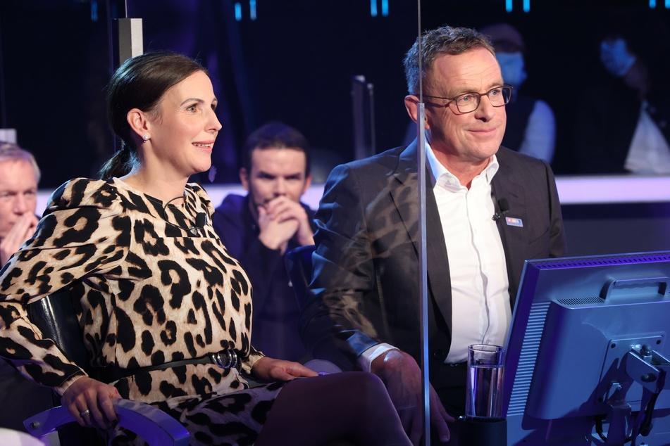 Sabrina Mockenhaupt (39) und Ralf Rangnick (62) treten gemeinsam als Duo bei einem WWM-Special an.