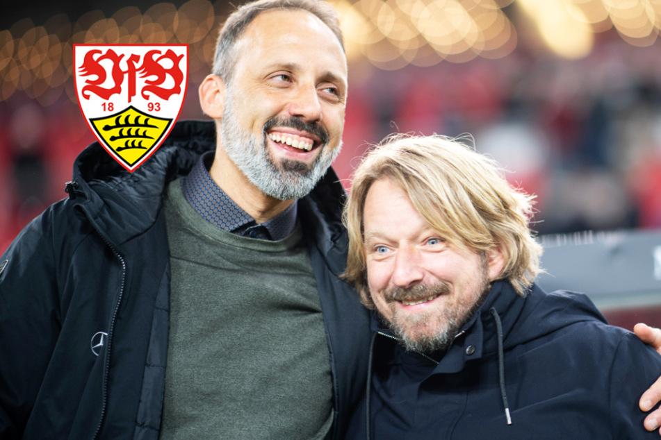 Das sagt VfB-Coach Matarazzo zum auslaufenden Mislintat-Vertrag