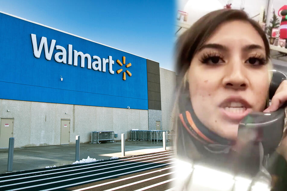Walmart employee goes viral for quitting her job in the most epic way