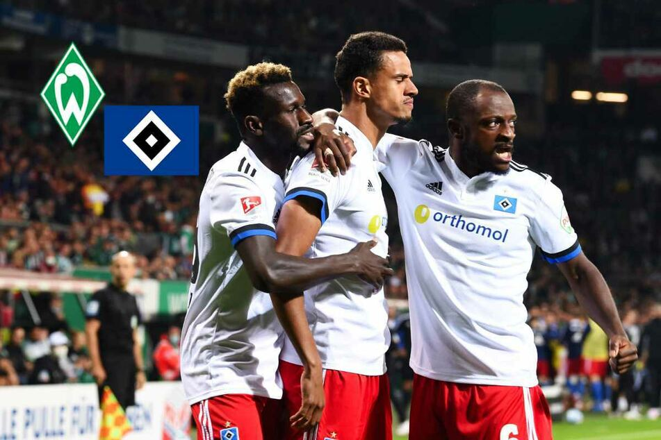 Eiskalter HSV lässt frustrierte Bremer in packendem Nord-Derby abblitzen