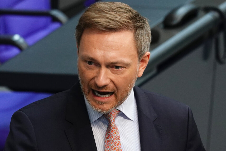 FDP-Chef Christian Lindner (42).