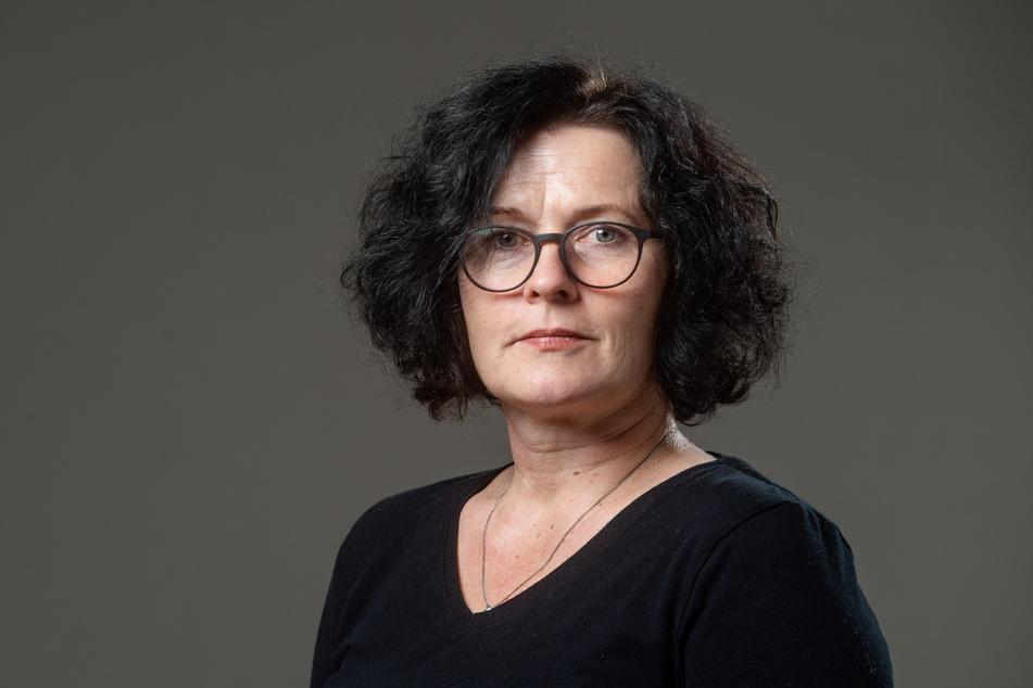 Manuela Tschök-Engelhardt (52, Grüne) plädiert dafür, den Bau neuer Schulen und Kitas in Chemnitz zu überdenken.