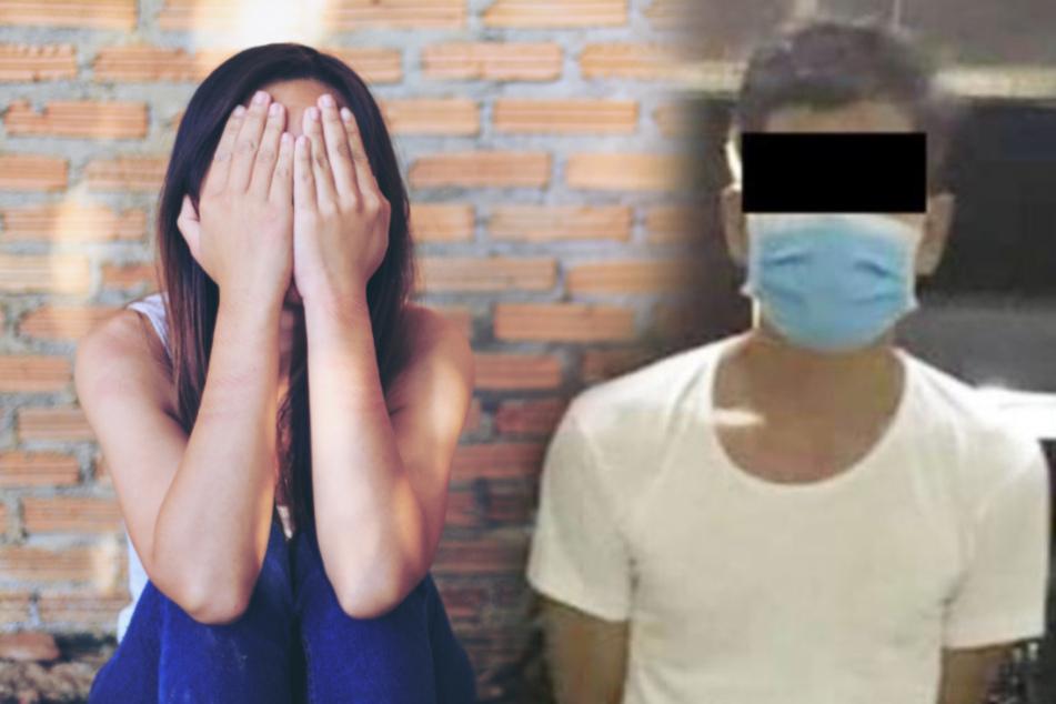 Inzest! Vater vergewaltigt mehrfach seine Tochter (15), dann sendet er ihr eine Sprachnachricht