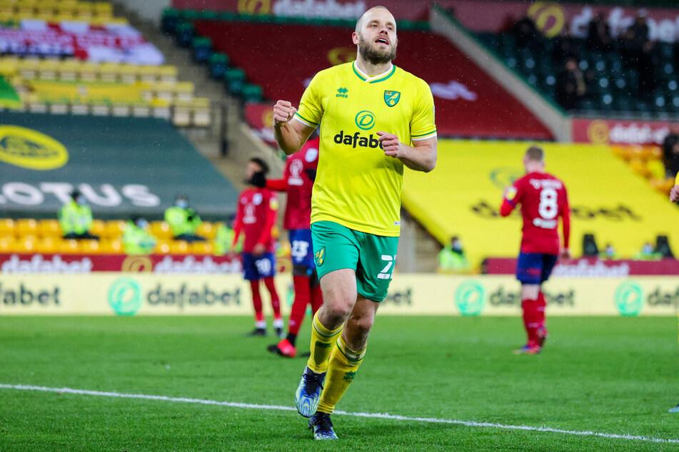 Der Torjäger vom Dienst: Teemu Pukki (31) ist auch weiterhin Norwich Citys offensive Lebensversicherung. In bislang 123 Begegnungen traf er 66 Mal und gab 16 Assists - eine überragende Quote des früheren Schalkers!