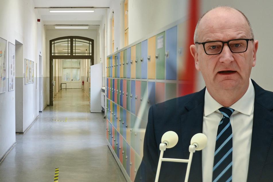 Diemar Woidke kündigte an die Grundschulen ab 22. Februar für den Wechselunterricht zu öffnen.
