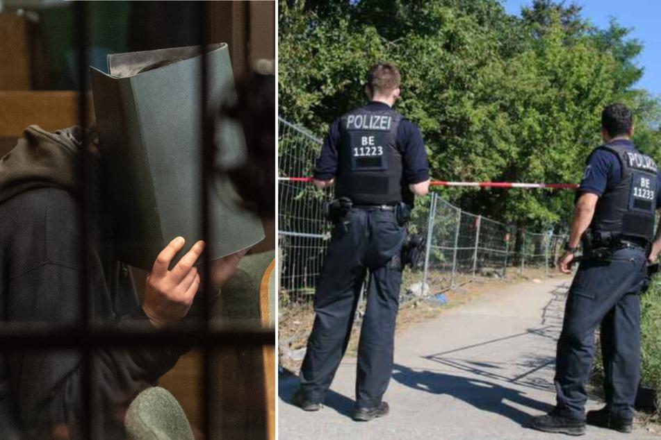 Schülerin (†15) an Rummelsburger Bucht getötet: Lebenslange Haft gefordert