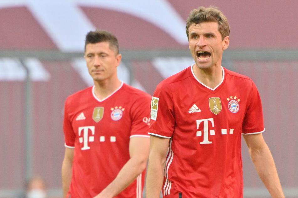 Bayern-Urgestein Thomas Müller (31) erinnert sich mit Wohlwollen an das 8:2-Torfest beim Finalturnier 2020 zurück.