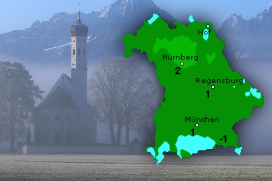 Wochenende! So wird das Wetter in Bayern