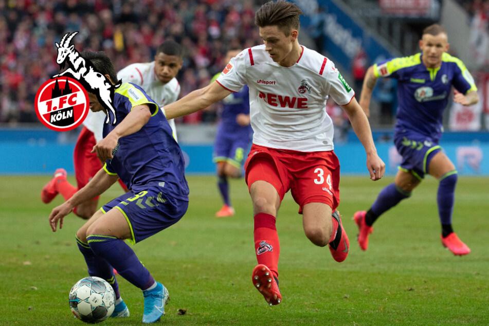 1. FC Köln bindet Senkrechtstarter Katterbach: Neuer Vertrag bis 2024?