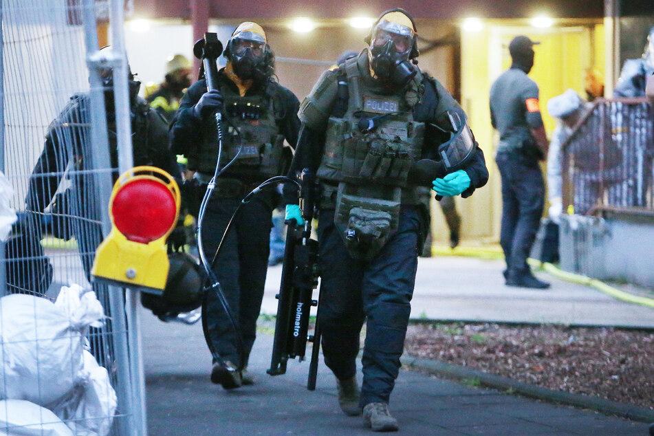 Rizin-Bombenbauer: Frau bestreitet Terrorpläne