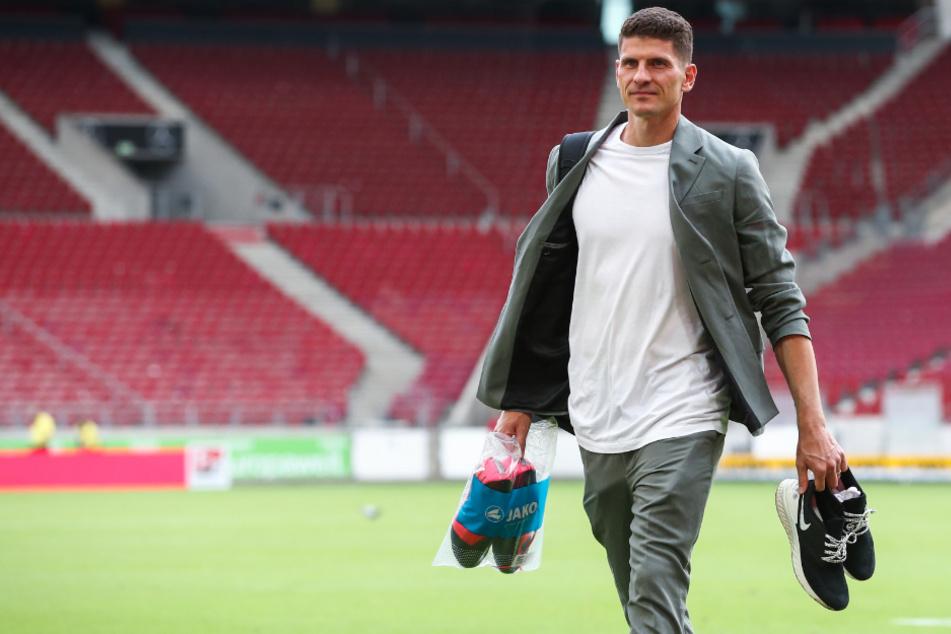 Ex-Bundesliga-Star Mario Gomez sorgt mit rührender Aktion für leuchtende Kinderaugen