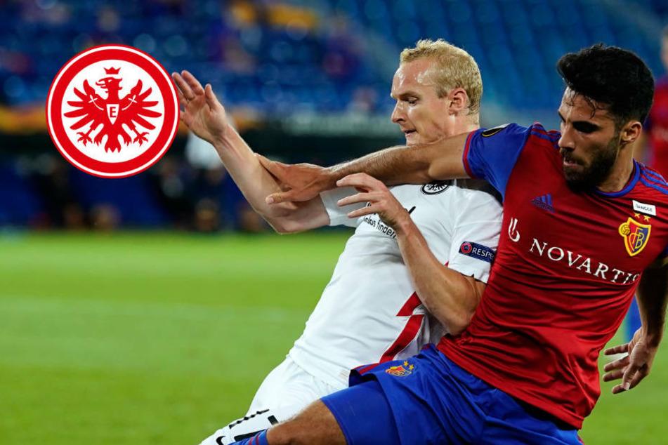Europa League ade: Das Wunder von Basel bleibt für Eintracht Frankfurt aus
