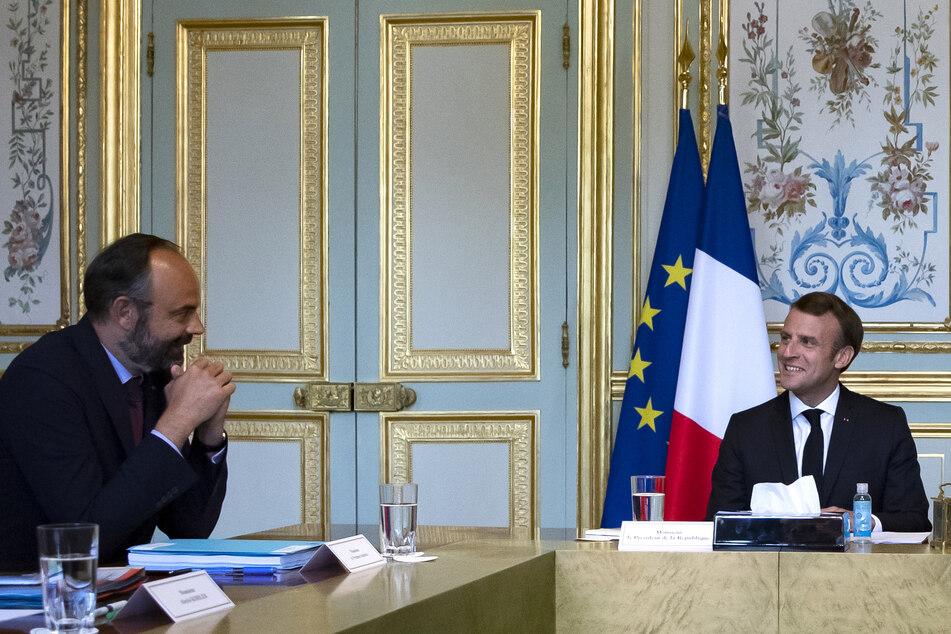 Die französische Regierung unter Premierminister Édouard Philippe (49) ist komplett zurückgetreten. Das teilte der Präsidentenpalast am 03.07.2020 in Paris mit.