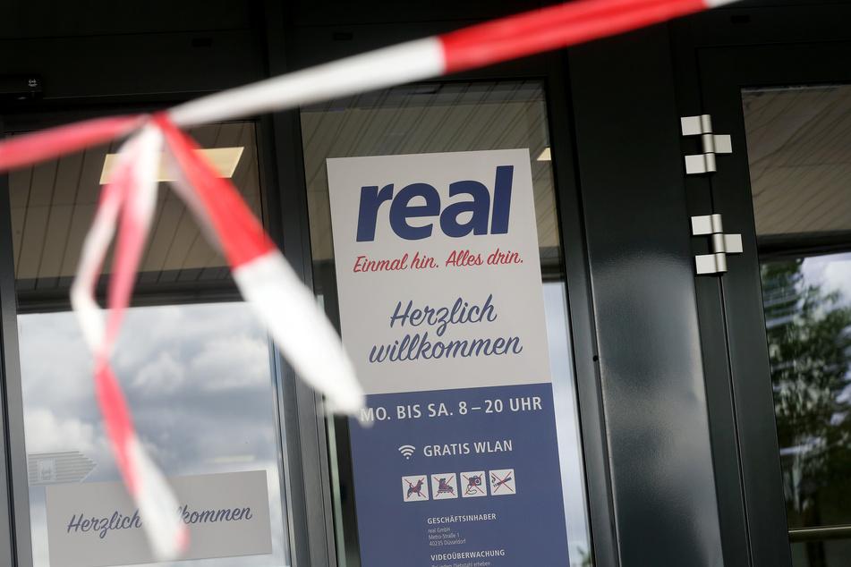 Real wurde erst kürzlich vom Metro-Konzern an einen russischen Investor verkauft.