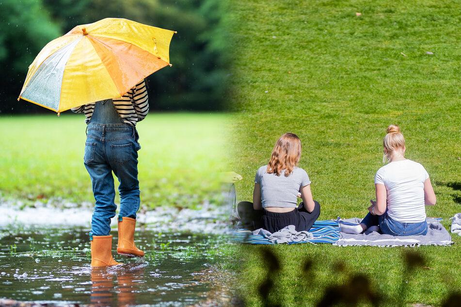 Wie wird eigentlich das Pfingstwetter in Sachsen?