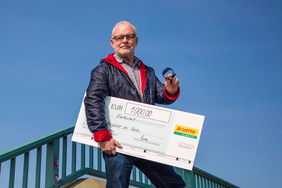 Harald Kaiser (60) opferte seine freien Wochenenden für die Pflege erkrankter Menschen.