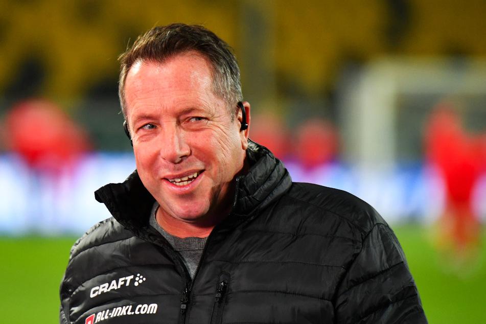Ex-Dynamo-Coach Markus Kauczinski (51) wurde von Alexander Schmidt (52) in höchsten Tönen gelobt - eine starke Geste!