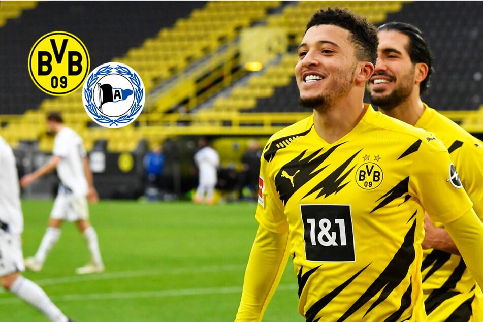 BVB zu stark für Arminia Bielefeld: Dortmund löst Pflichtaufgabe souverän