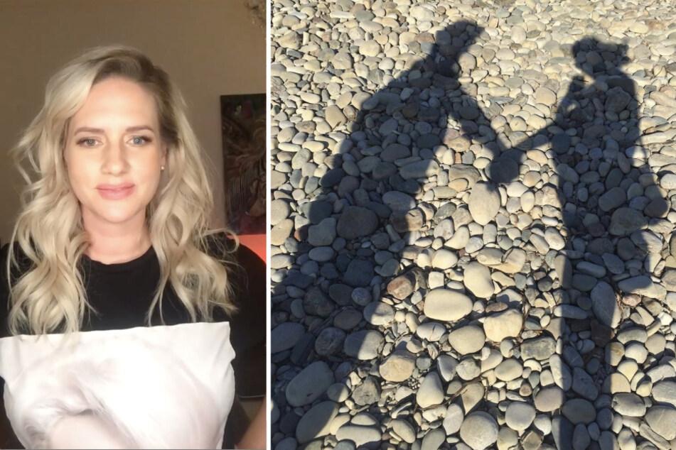 Trash-Urgestein Sarah Knappik (34) ist schon im siebten Monat schwanger. Hat aber keiner mitbekommen.