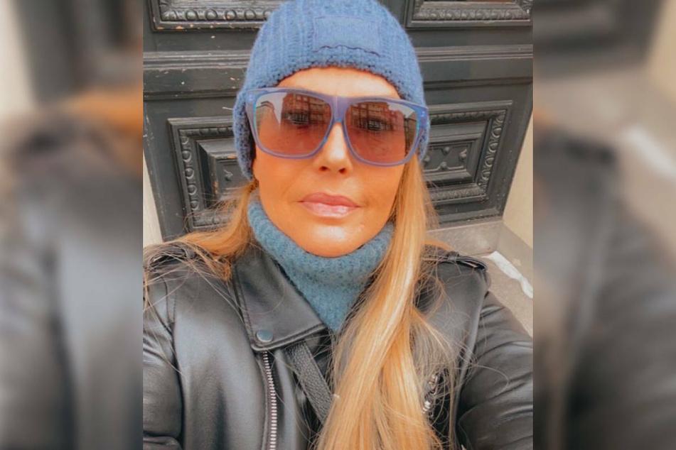 Natascha Ochsenknecht (56) teilte bei Instagram mit, dass sie noch immer unter den Folgen ihrer Corona-Erkrankung leidet.