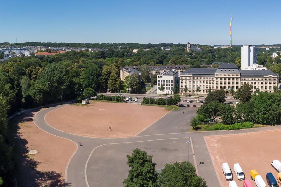 Die Polizeidirektion an der Hartmannstraße. Von hier aus werden Clan-Familien bekämpft, bevor sie überhaupt entstehen.
