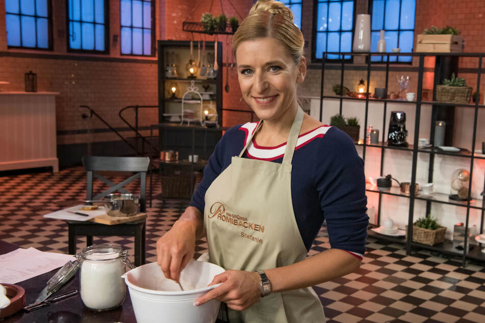 Bühne gegen Küche getauscht: Stefanie Hertel bäckt schon wieder