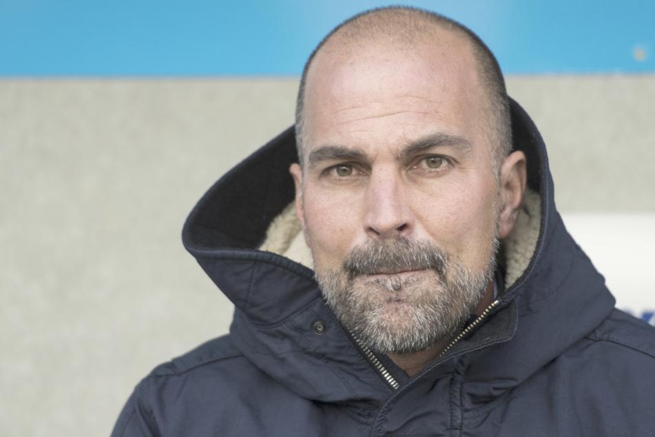 Der Trainer Markus Babbel (48) von Luzern beim Super League Meisterschaftsspiel zwischen dem FC Luzern und den BSC Young Boys.