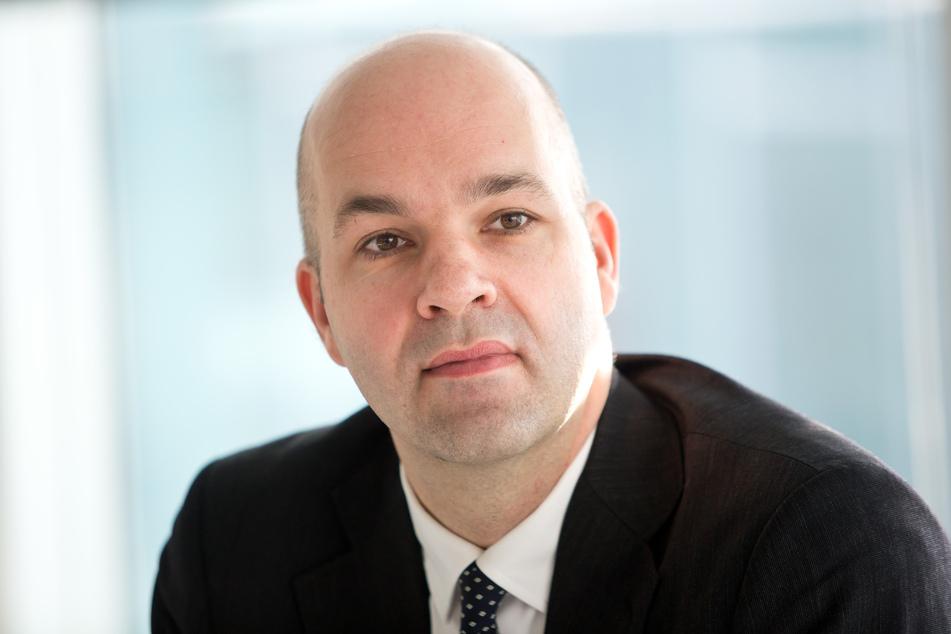 Marcel Fratzscher (49), Präsident des Deutschen Instituts für Wirtschaftsforschung (DIW)