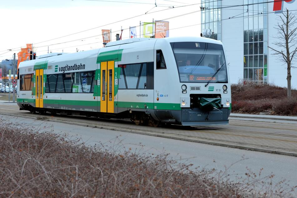 Weitere Einschränkungen bei Bahnverkehr im Vogtland