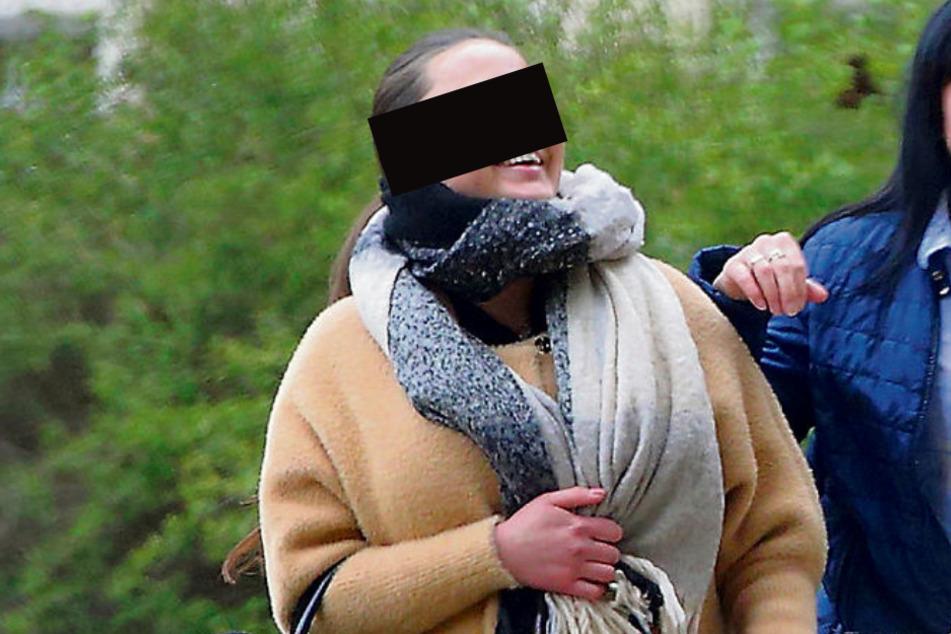 Jura-Studentin Marta B. (23) kämpfte am Amtsgericht Bautzen um ihren Führerschein.