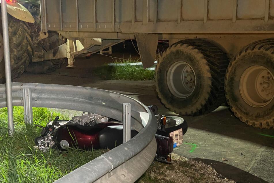 Wie es zu dem schweren Unfall kam ist aktuell noch nicht geklärt.