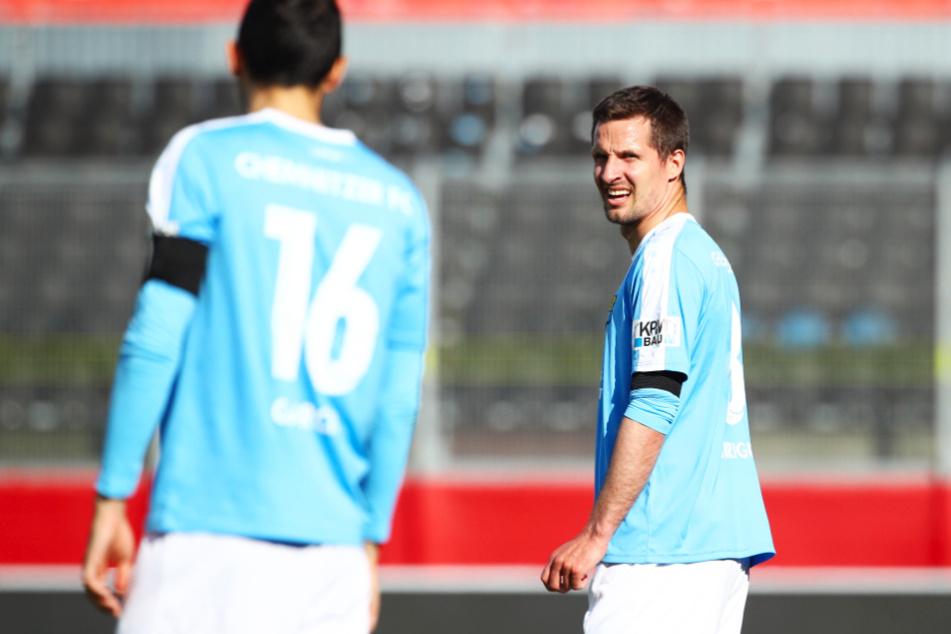 Sandro Sirigu (r.) absolvierte für den CFC 15 Pflichtspiele.