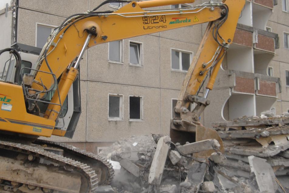 Für viele Wohnungsgenossenschaften ist Abriss günstiger als Erhalt.