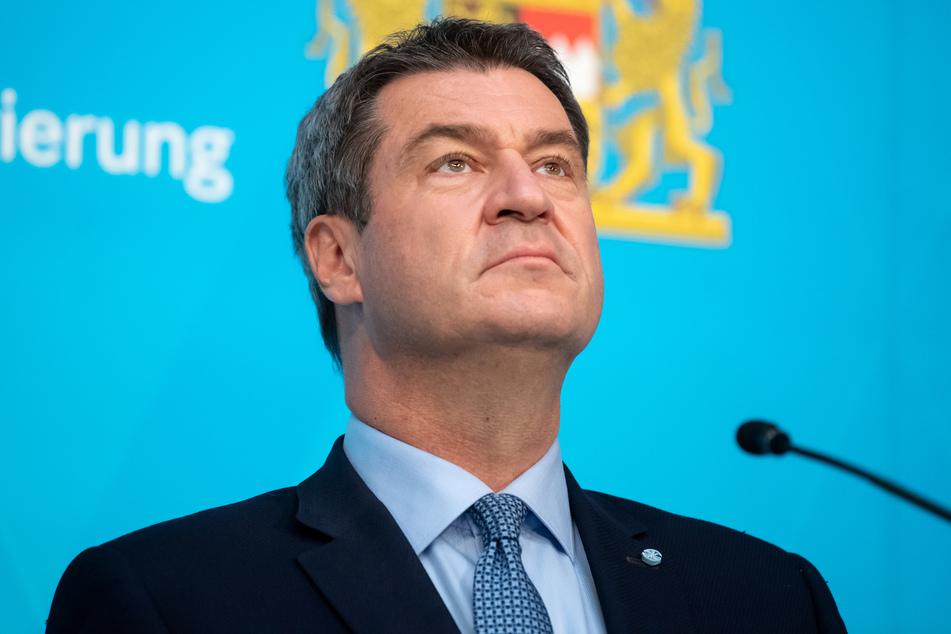 Bayerns Ministerpräsident Markus Söder (CSU) hält die umstrittene bayerische Corona-Teststrategie für einen großen Erfolg.