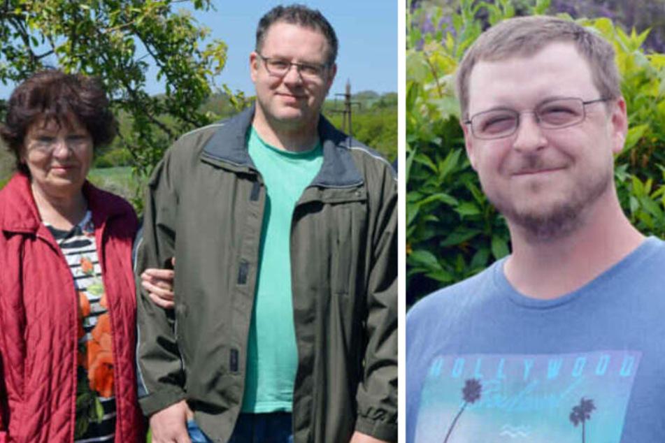 Markes (41, l.) aus Sachsen und Sven (35) aus Berlin flogen aus der Sendung.